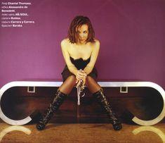 Сексуальная Екатерина Гусева в журнале Strong man фото #7