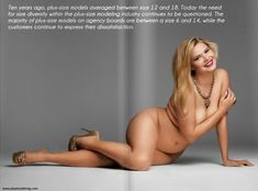 Екатерина Жаркова снялась обнаженной для британского журнала PLUS фото #7