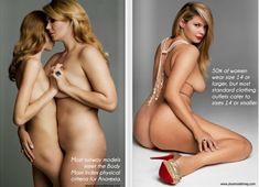 Екатерина Жаркова снялась обнаженной для британского журнала PLUS фото #11