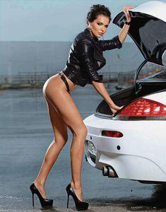 Инесса Тушканова обнажилась для журнала Playboy фото #3