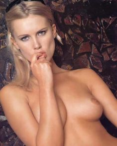 Голая грудь Ирины Григорьевой в журнале Playboy фото #8