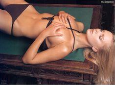 Голая грудь Ирины Григорьевой в журнале Playboy фото #10