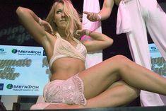 Пикантный образ Ксении Собчак на вечеринке Playboy фото #14
