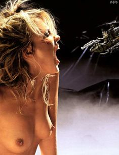 Голая грудь Лики Стар в журнале Playboy фото #5