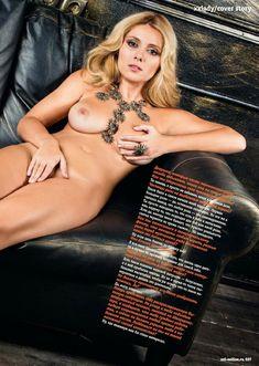 Обнаженная Марина Штода в журнале «XXL» фото #3