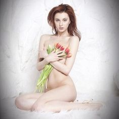 Обнаженная Мария Климова в журнале «MAXIM» фото #5