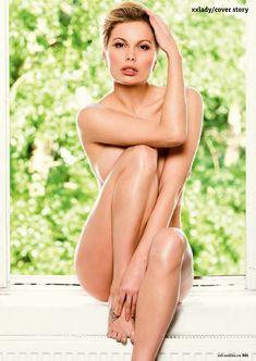 Анастасия Осипова позирует голой для журнала «XXL» фото #6