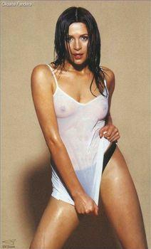 Сексуальная Оксана Фандера без одежды для «Playboy» фото #2