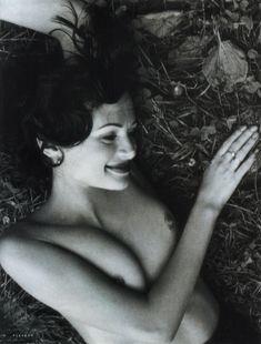 Сексуальная Оксана Фандера без одежды для «Playboy» фото #3