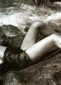 Сексуальная Оксана Фандера без одежды для «Playboy» фото #6