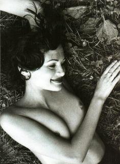 Сексуальная Оксана Фандера без одежды для «Playboy» фото #7