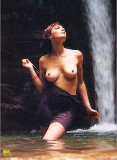 Олеся Поташинская снялась топлесс для «Playboy» фото #4