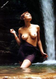 Олеся Поташинская снялась топлесс для «Playboy» фото #5