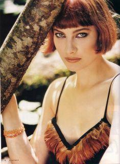 Олеся Поташинская снялась топлесс для «Playboy» фото #9