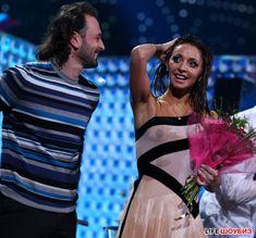 Татьяна Навка засветила грудь на съёмках «Лёд и Пламя» фото #1