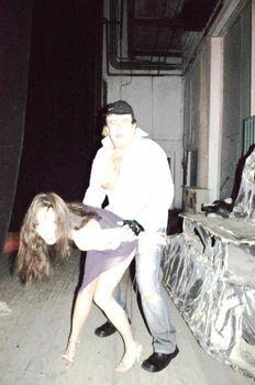 Большая грудь Татьяны Шитовой за кулисами фото #4