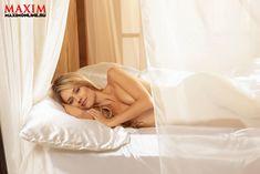 Эротические фото Юлии Паршуты в журнале «MAXIM» фото #11