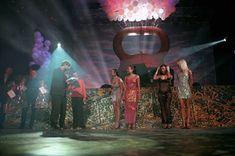 Жанна Фриске без лифчика в прозрачном платье на концерте фото #7