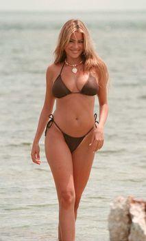 Сексуальное бикини Софии Вергары фото #1