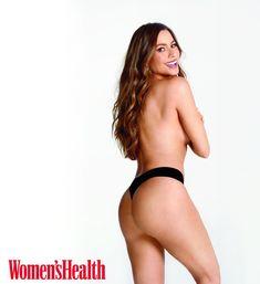 София Вергара разделась для Women's Health фото #3