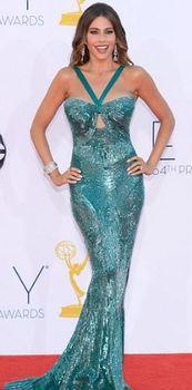 София Вергара засветила попу на Emmy Award фото #3