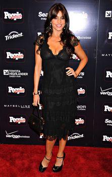 София Вергара засветила соски на церемонии People En Español – 50 Most Beautiful фото #17