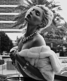 Горячая Эльза Хоск в журнале Maxim фото #7