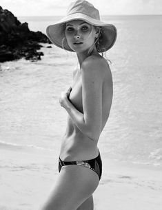 Эльза Хоск разделась для Madame Figaro фото #10