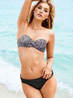 Эльза Хоск демонстрирует новую коллекцию купальников от Victoria's Secret фото #7