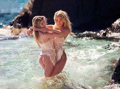 Эльза Хоск в эротическом наряде для Vogue Spain фото #3