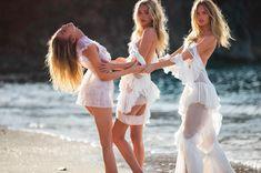Эльза Хоск в эротическом наряде для Vogue Spain фото #5