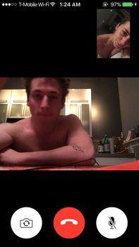 Украденное домашнее видео с Эддисон Тимлин фото #41