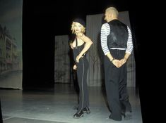 Мадонна показала голую грудь на Fashion Show фото #6