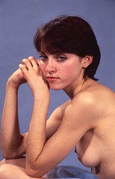 Совершенно голая Мадонна для фотографа Германа Калкенсона фото #1