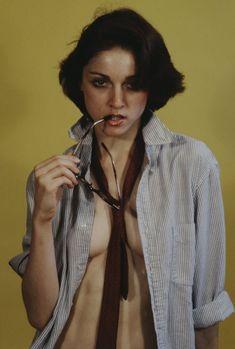 Совершенно голая Мадонна для фотографа Германа Калкенсона фото #3