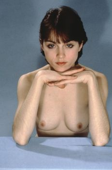 Совершенно голая Мадонна для фотографа Германа Калкенсона фото #6