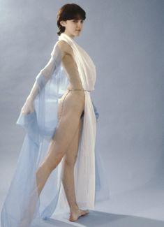 Совершенно голая Мадонна для фотографа Германа Калкенсона фото #11