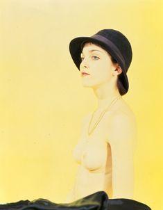 Совершенно голая Мадонна для фотографа Германа Калкенсона фото #15