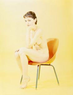Совершенно голая Мадонна для фотографа Германа Калкенсона фото #19