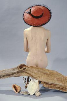 Совершенно голая Мадонна для фотографа Германа Калкенсона фото #22