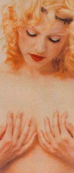 Мадонна позирует топлесс для Empire Magazine фото #3