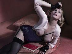 Мадонна оголилась для журнала Interview фото #1