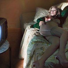 Мадонна оголилась для журнала Interview фото #8