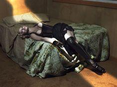 Мадонна оголилась для журнала Interview фото #11
