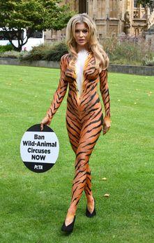 Сексуальная тигрица Джоанна Крупа фото #5