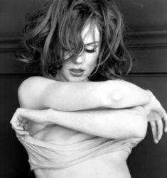 Николь Кидман в сексуальных нарядах на фотографиях от Герба Ритца фото #5