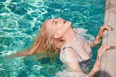 Сексуальная Николь Кидман взмокла на страницах журнала Stellar фото #4