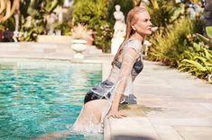 Сексуальная Николь Кидман взмокла на страницах журнала Stellar фото #5