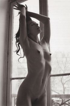 Милла Йовович обнажилась для журнала Purple фото #2