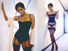 Холли Берри в эротическом белье фото #3